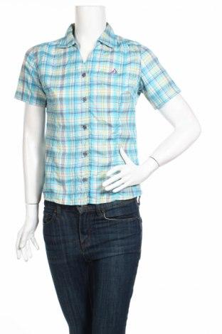 Дамска риза Bergson, Размер S, Цвят Многоцветен, 85% полиестер, 15% вискоза, Цена 6,04лв.