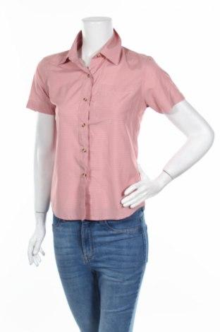Дамска риза Big Tramp, Размер S, Цвят Розов, 50% полиестер, 50% полиамид, Цена 3,02лв.