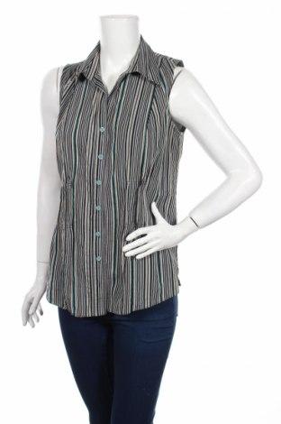 Γυναικείο πουκάμισο Bonita, Μέγεθος M, Χρώμα Πολύχρωμο, 73% βαμβάκι, 27% πολυεστέρας, Τιμή 3,43€