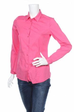 Дамска риза Esprit, Размер S, Цвят Розов, 97% памук, 3% еластан, Цена 4,50лв.