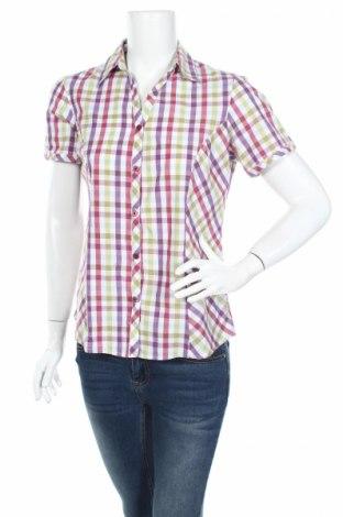 Дамска риза Ewm, Размер M, Цвят Многоцветен, 60% памук, 40% полиестер, Цена 4,73лв.