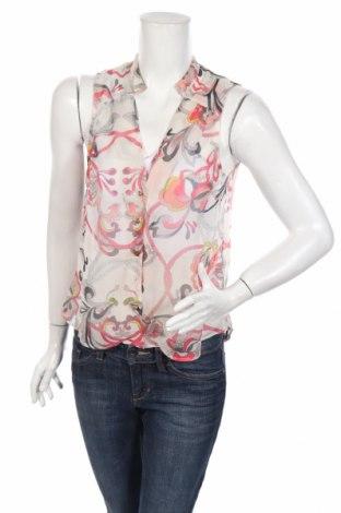 Дамска риза H&M, Размер S, Цвят Многоцветен, Полиестер, Цена 4,46лв.