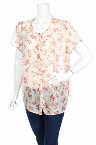 Дамска риза Madeleine, Размер M, Цвят Многоцветен, Полиестер, Цена 6,00лв.