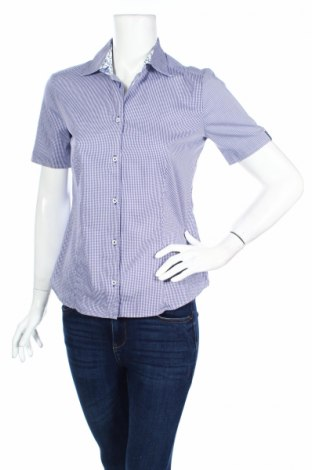 Дамска риза Street One, Размер M, Цвят Син, Цена 4,46лв.