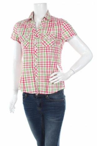 Γυναικείο πουκάμισο Up 2 Fashion, Μέγεθος S, Χρώμα Πολύχρωμο, 98% βαμβάκι, 2% ελαστάνη, Τιμή 3,43€