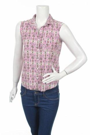 Дамска риза Vert De Rage, Размер S, Цвят Розов, Вискоза, Цена 4,46лв.