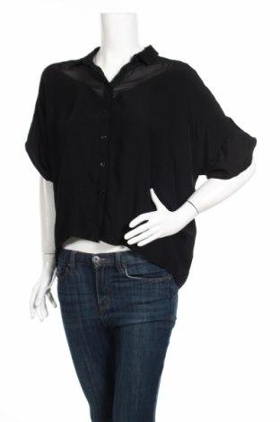 Дамска риза Y.Yendi, Размер M, Цвят Черен, Цена 4,25лв.