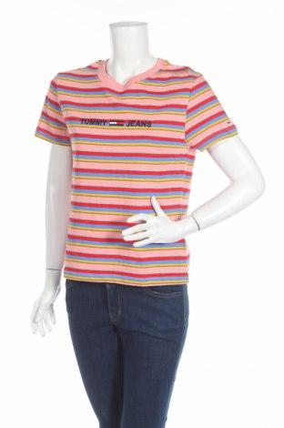 Dámske tričko Tommy Hilfiger, Veľkosť M, Farba Viacfarebná, Bavlna, Cena  18,32€