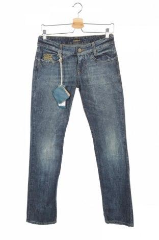 Дамски дънки Killah, Размер S, Цвят Син, 100% памук, Цена 26,65лв.