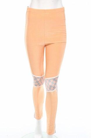 Дамски клин Boohoo, Размер L, Цвят Оранжев, 95% полиестер, 5% еластан, Цена 19,80лв.