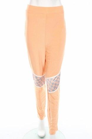 Дамски клин Boohoo, Размер XXL, Цвят Оранжев, 95% полиестер, 5% еластан, Цена 19,80лв.