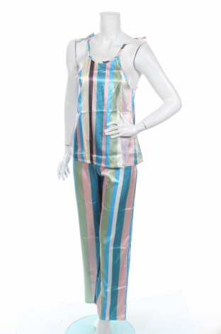 Дамски комплект Boohoo, Размер XS, Цвят Многоцветен, 97% полиестер, 3% еластан, Цена 29,50лв.