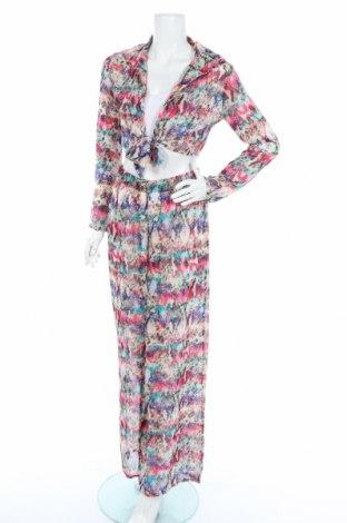 Дамски комплект Boohoo, Размер S, Цвят Многоцветен, Полиестер, Цена 22,05лв.