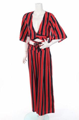 Дамски костюм Elli White, Размер S, Цвят Червен, Полиестер, Цена 23,20лв.