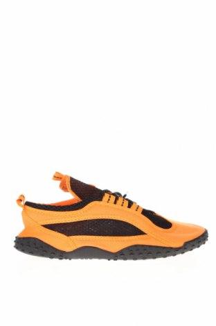 Încălțăminte de damă Playshoes, Mărime 40, Culoare Portocaliu, Textil, Preț 75,16 Lei
