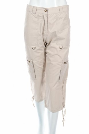 Дамски панталон, Размер M, Цвят Бежов, Цена 7,49лв.