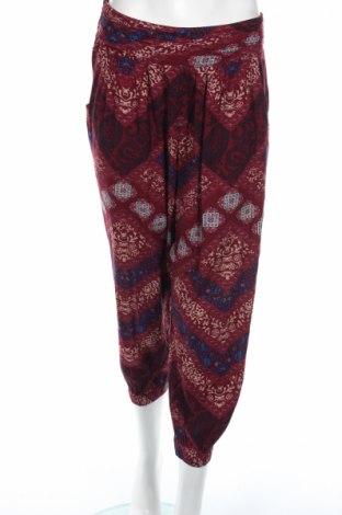 Дамски панталон American Eagle, Размер M, Цвят Многоцветен, 55% памук, 45% вискоза, Цена 23,94лв.