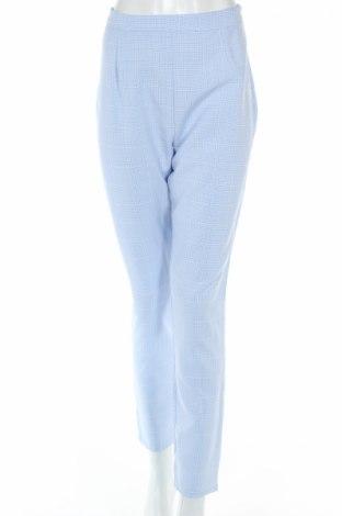 Γυναικείο παντελόνι Boohoo, Μέγεθος M, Χρώμα Μπλέ, Πολυεστέρας, Τιμή 5,88€