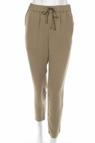 Дамски панталон Edited, Размер S, Цвят Зелен, Полиестер, Цена 22,68лв.