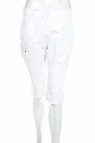 Γυναικείο παντελόνι Gin Tonic, Μέγεθος S, Χρώμα Λευκό, Τιμή 5,63€
