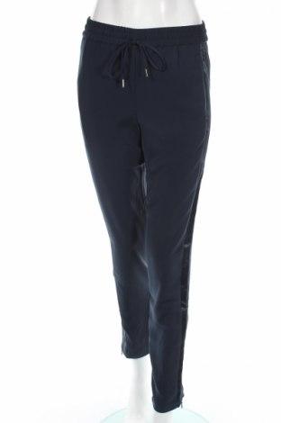 Dámské kalhoty  H&M, Rozměr XS, Barva Modrá, Polyester, Cena  172,00Kč