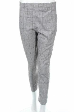 Дамски панталон Naf Naf, Размер M, Цвят Сив, 65% полиестер, 35% вискоза, Цена 25,27лв.