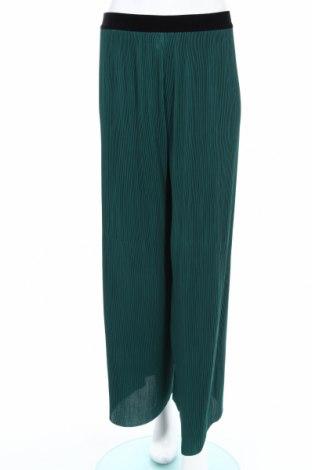 Pantaloni de femei Vero Moda, Mărime L, Culoare Verde, Poliester, Preț 82,42 Lei