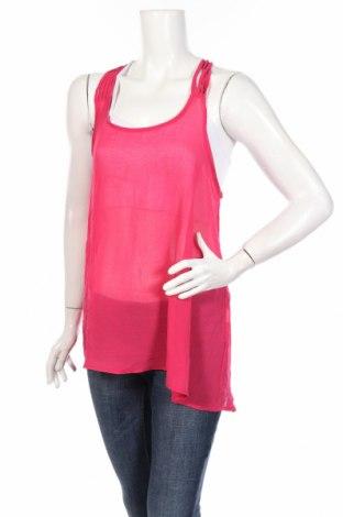 Γυναικείο αμάνικο μπλουζάκι Batik, Μέγεθος S, Χρώμα Ρόζ , 100% πολυεστέρας, Τιμή 2,27€