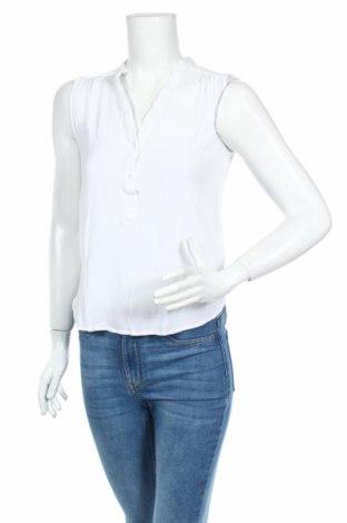 Дамски потник H&M, Размер S, Цвят Бял, Вискоза, Цена 5,03лв.