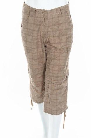 Дамски спортен панталон Rodeo, Размер M, Цвят Бежов, 65% памук, 35% полиамид, Цена 3,08лв.