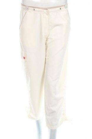 Дамски спортен панталон TCM, Размер M, Цвят Екрю, Полиестер, Цена 3,12лв.