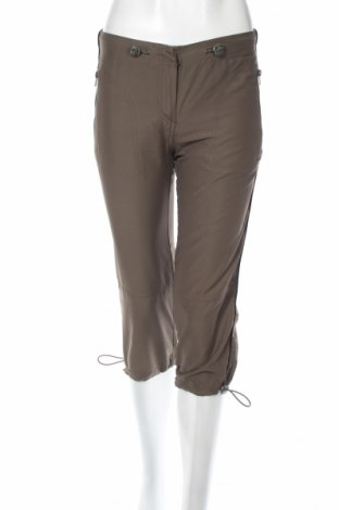 Дамски спортен панталон, Размер XS, Цвят Зелен, Полиестер, Цена 3,08лв.