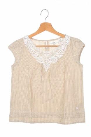 Детска блуза H&M L.o.g.g, Размер 10-11y/ 146-152 см, Цвят Бежов, 100% памук, Цена 4,20лв.