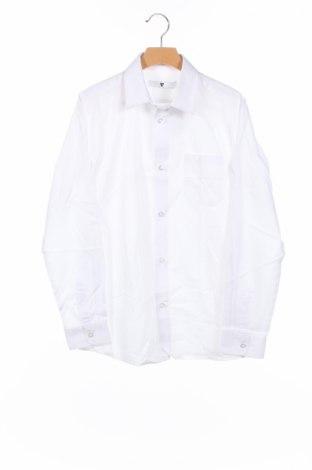 Detská košeľa  V by Very, Veľkosť 11-12y/ 152-158 cm, Farba Biela, 65% polyester, 35% bavlna, Cena  6,60€