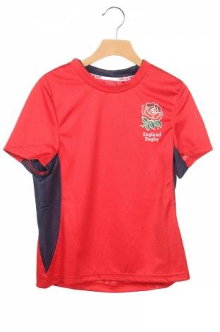 Παιδικό μπλουζάκι, Μέγεθος 6-7y/ 122-128 εκ., Χρώμα Κόκκινο, Πολυεστέρας, Τιμή 2,69€