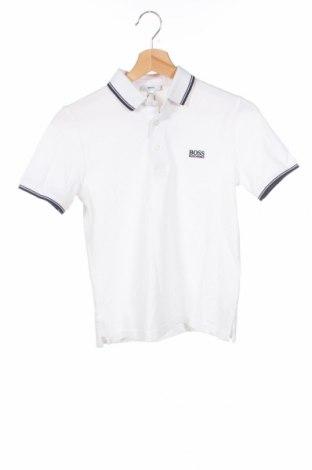 Dziecięcy T-shirt Hugo Boss, Rozmiar 8-9y/ 134-140 cm, Kolor Biały, Bawełna, Cena 104,40zł