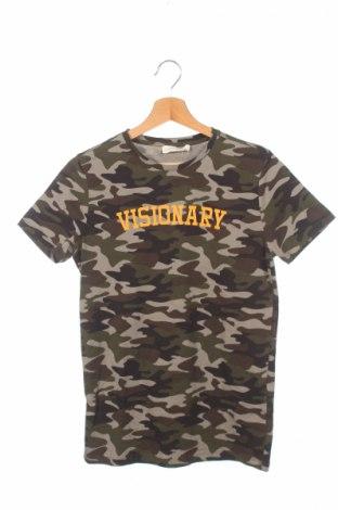 Детска тениска Lc Waikiki, Размер 11-12y/ 152-158 см, Цвят Многоцветен, Памук, Цена 10,71лв.