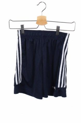 Dziecięce szorty Adidas, Rozmiar 11-12y/ 152-158 cm, Kolor Niebieski, Poliester, Cena 44,00zł