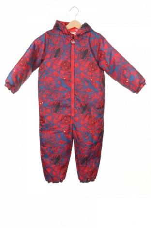 Детски космонавт Marvel, Размер 2-3y/ 98-104 см, Цвят Червен, Полиестер, Цена 52,08лв.