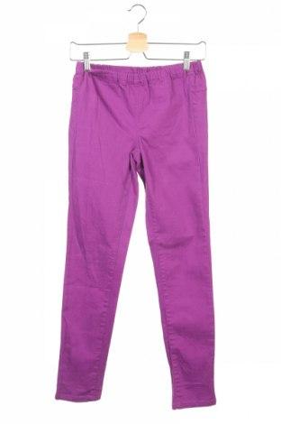 Pantaloni de copii Crash One, Mărime 15-18y/ 170-176 cm, Culoare Mov, 95% bumbac, 5% elastan, Preț 14,21 Lei