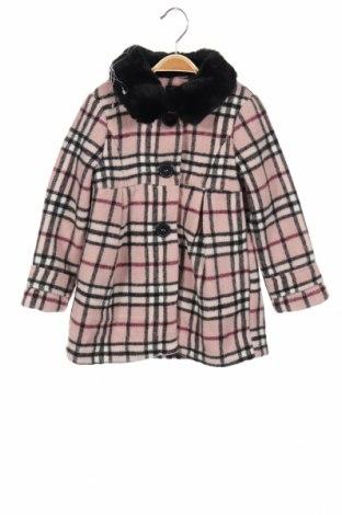 Детско палто Firetrap, Размер 3-4y/ 104-110 см, Цвят Многоцветен, 82% полиестер, 7% велур, 5% акрил, 4% вискоза, 1% полиамид, 1% памук, Цена 65,12лв.
