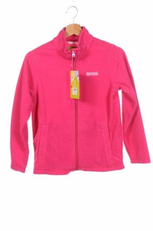 Детско поларено горнище Regatta, Размер 11-12y/ 152-158 см, Цвят Розов, 100% полиестер, Цена 18,20лв.