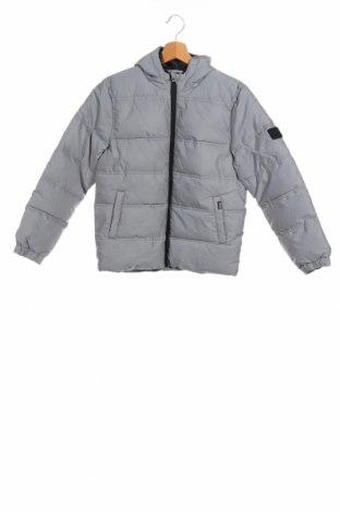 Детско яке Everlast, Размер 10-11y/ 146-152 см, Цвят Сив, Полиестер, Цена 52,08лв.