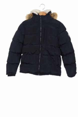 Детско яке Soulcal & Co, Размер 12-13y/ 158-164 см, Цвят Син, Полиестер, Цена 69,52лв.