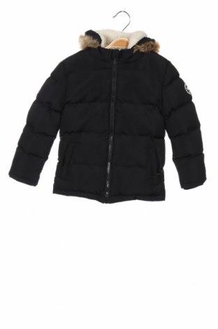 Детско яке Soulcal & Co, Размер 4-5y/ 110-116 см, Цвят Черен, Полиестер, Цена 57,20лв.