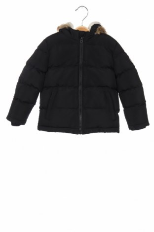 Детско яке Soulcal & Co, Размер 18-24m/ 86-98 см, Цвят Черен, Полиестер, Цена 54,60лв.