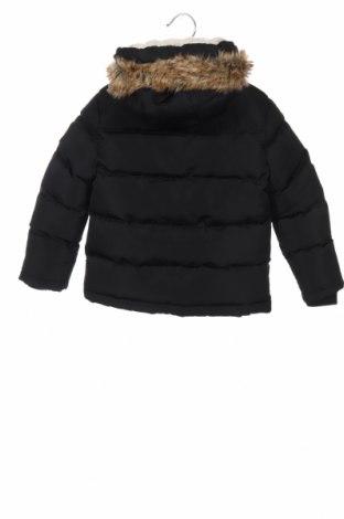 Детско яке Soulcal & Co, Размер 18-24m/ 86-98 см, Цвят Черен, Полиестер, Цена 57,20лв.