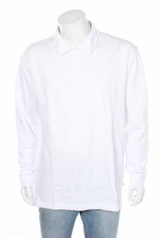 Мъжка блуза Jako, Размер XL, Цвят Бял, 95% памук, 5% еластан, Цена 14,70лв.