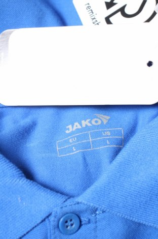 Мъжка блуза Jako, Размер L, Цвят Син, 95% памук, 5% еластан, Цена 17,15лв.