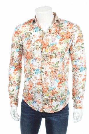 Ανδρικό πουκάμισο Zara Man, Μέγεθος M, Χρώμα Πολύχρωμο, Τιμή 15,77€